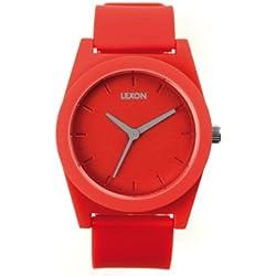 Warm Red Spring Watch XL