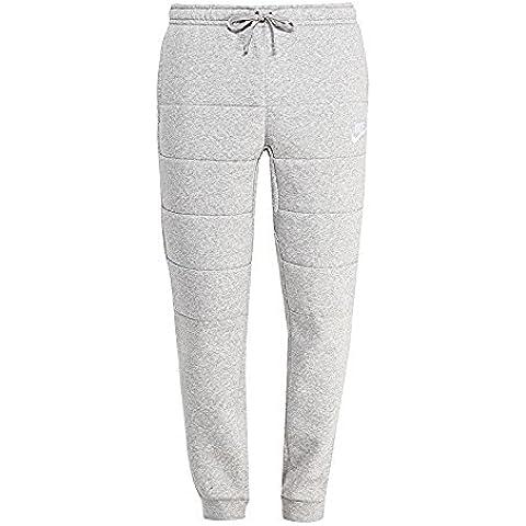 Nike M Nsw Jogger Flc Ssnl - Pantalón para hombre, color gris, talla S