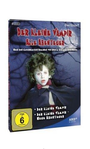 Alle Abenteuer (4 DVDs)