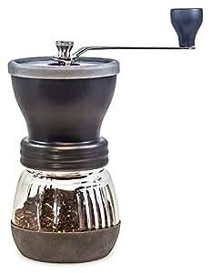 kochwunder manuelle kaffeem hle mit keramikmahlwerk 100ml. Black Bedroom Furniture Sets. Home Design Ideas