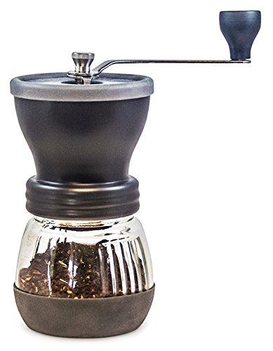 Decen Manuelle Kaffeemühle mit Keramikmahlwerk - 100ml