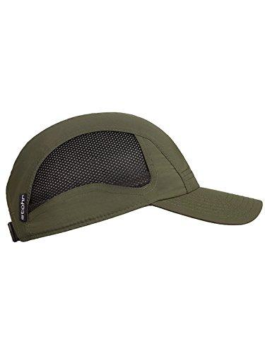 Stöhr Erwachsene Mesh Cap Kappe, Oliv, One Size