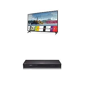 LG 4K Ultra HD HDR Smart LED TV (2017 Model) from Lg