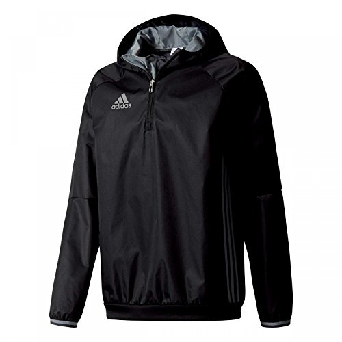 Xl Tall Jacke Winter (adidas Herren Windbreaker Condivo 16 black XL tall)