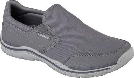 Skechers Bequemer Sitz Erwartet Tosco Slip On charcoal/gray