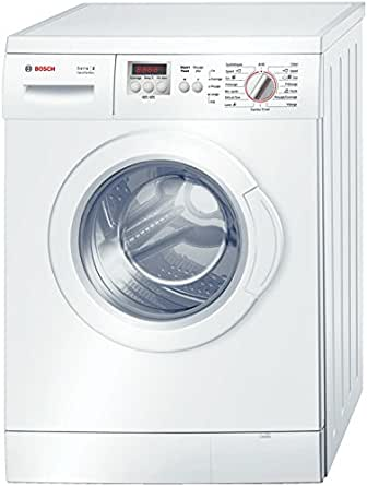Bosch WAE28210FF Autonome Charge avant 7kg 1400tr/min A+++ Blanc machine à laver - machines à laver (Autonome, Charge avant, Blanc, Gauche, LED, Acier inoxydable)