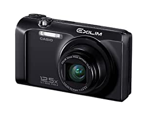 Casio Exilim EX-H30 Digital Camera - Black (16.1MP, 12.5x Optical Zoom) 3 inch LCD
