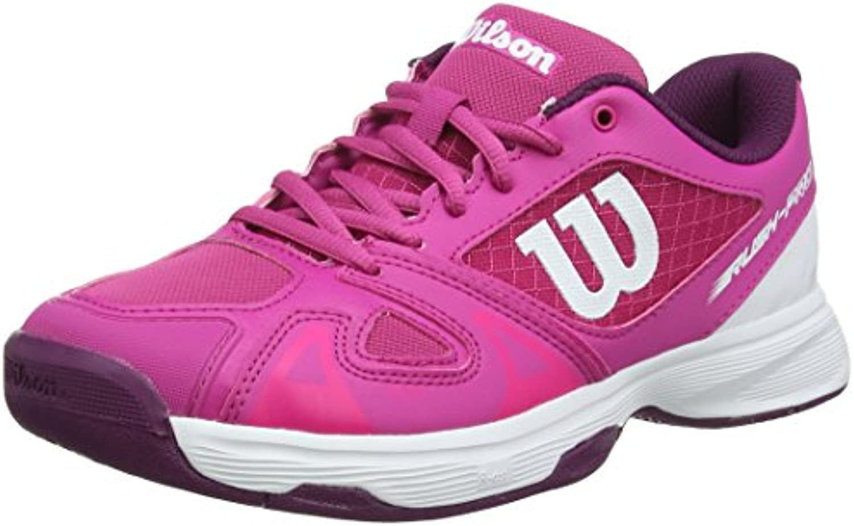 Wilson Rush Pro Jr 2.5, Zapatillas de Tenis Unisex Adulto  -