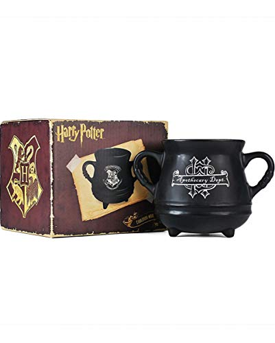 (Hexenkessel Tasse Harry Potter für Harry Potter & Hogwarts Fans)