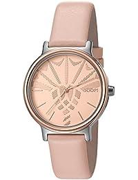 Joop! Damen-Armbanduhr Nude Kiss Analog Quarz Leder JP101512012