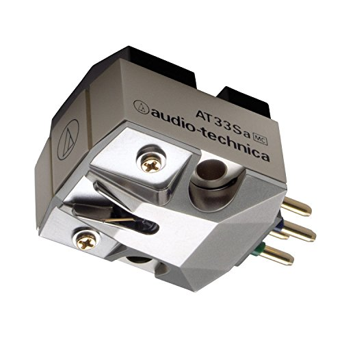 Audio Technica AT-33 Sa Cartridge dual Moving Coil -