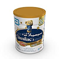 Similac Gain Plus 3 Intelli Pro Growing Up Formula Milk - 1600gm, Tin