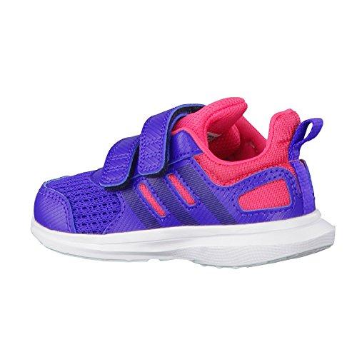 adidas , Mädchen Laufschuhe night flash/navy