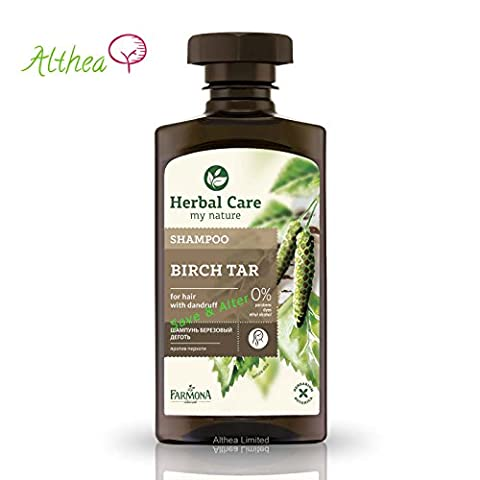 Farmona Herbal Care My Nature Birch Tar Shampoo 330ml