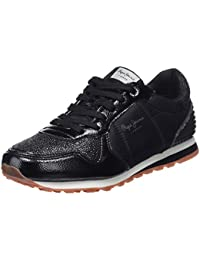 76ab8a197fe Amazon.fr   Pepe Jeans - Baskets mode   Chaussures femme ...
