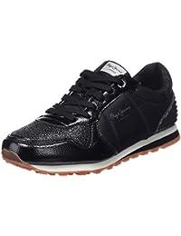 51fae543d6d Amazon.fr   Pepe Jeans - Baskets mode   Chaussures femme ...