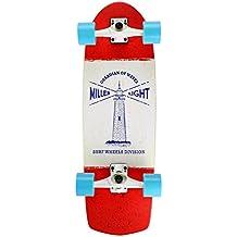 Miller SURFSKATE LIGHTHOUSE + SEISMIC S01SS0007-E Surfskate Skateboard