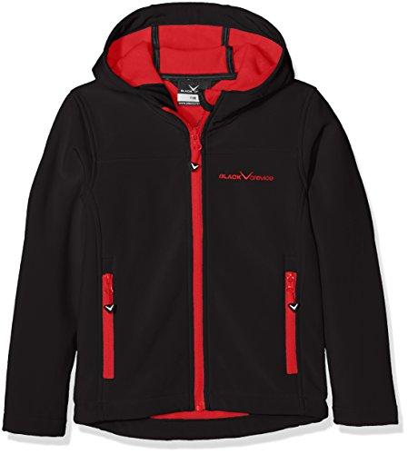 black-crevice-chaqueta-soft-shell-negro-rojo-12-anos-152-cm