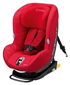 maxi cosi 85365957 milofix kinderautositz gruppe 0 1 ab geburt bis 18 kg intense red. Black Bedroom Furniture Sets. Home Design Ideas