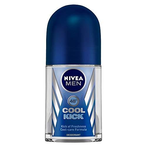Nivea Deo Cooler Kick-Roll On, 50 ml - (Verpackung können variieren) -