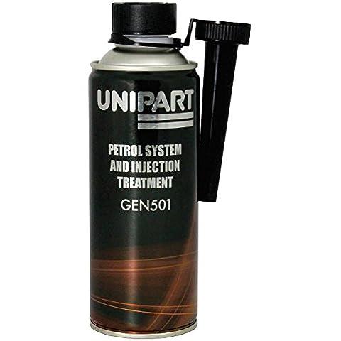 Unipart–Sistema di benzina e iniezione