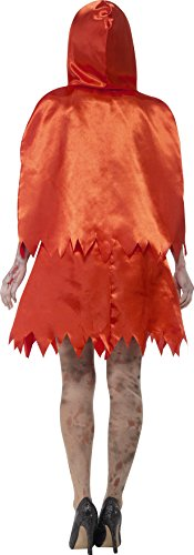 Imagen de smiffy 's–disfraz de halloween zombi de la mujer de little miss campana x1  alternativa