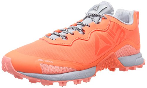 Reebok Damen All Terrain Mania Traillaufschuhe Orange (guava Punch / Cloud Gray / Sour Melon)