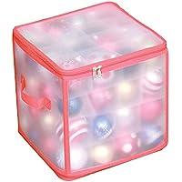 TJM - Caja para guardar bolas de Navidad