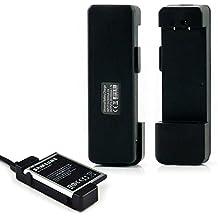 Cargador de bateria Externo Micro USB para Samsung Galaxy S2 S3 S4 S5 Note 2 3