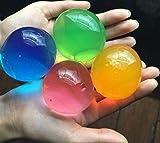 J&J - Lote de 30 Perlas de Agua de Gel...