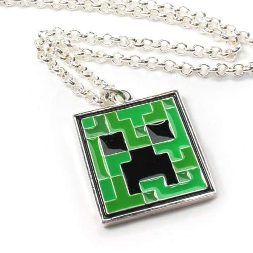 Minecraft 2871Pendant Necklace
