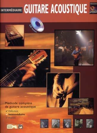 Guitare acoustique Interm'diaire