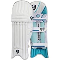 SG VS 319 Select Cricket Batting Leg Guard Pads Mens Size Right and Left (Color May Vary)