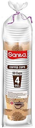 Sanita Paper Cups,  4 OZ 50 cups