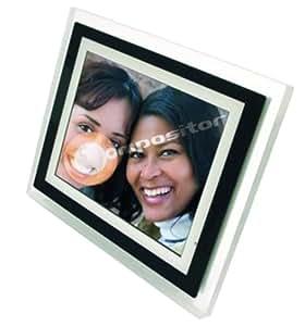 compositor pf a digitaler bilderrahmen acryl kamera. Black Bedroom Furniture Sets. Home Design Ideas
