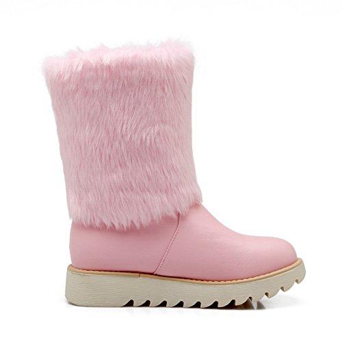 Stivali donna neve Pink 1TO9 da 7wXt7d