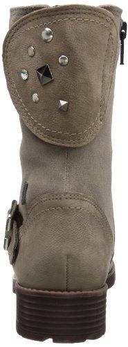Superfit Heel, Bottes Motardes fille Beige - Beige (Lava 43)