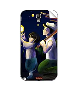 instyler MOBILE STICKER FOR SAMSUNG GALAXY NOTE 3 NEO N7505