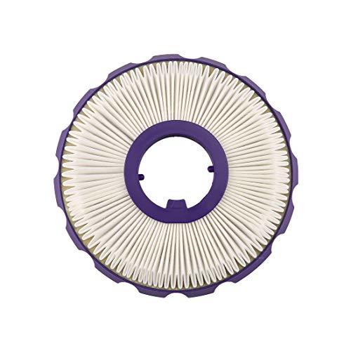 Preisvergleich Produktbild DC50 Post-Motor Luftfilter Ersatz entwickelt,  um für HEPA Style Vacuums kompatibel mit Teilen 965080-01 - White & Purple