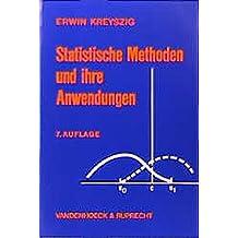 Statistische Methoden und ihre Anwendungen