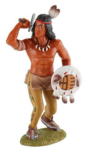 (Bullyland 80676 - Spielfigur, Krieger, ca. 9 cm)