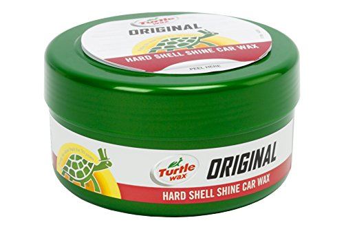 Turtle Wax 51769 Original Auto Wax Paste Kit Hartschale Glanz Detaillierung 250g