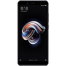 Xiaomi Redmi Note 5 Smartphone portable débloqué 4G (Ecran: 5,99 pouces - 64 Go - Nano-SIM - Android) Noir