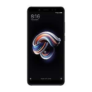 """Xiaomi Redmi Note 5 Smartphone da 5.99"""" 2160 x 1080, Snapdragon 636, octa-core, 4GB RAM, 64 GB RON, Camera 12MP, 4G dual SIM, Nero [Italia]"""