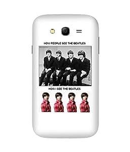 Beatles Samsung Galaxy Grand 3 Case