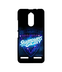 Licensed Marvel Comics Guardians of the Galaxy Premium Printed Back cover Case for Lenovo K6