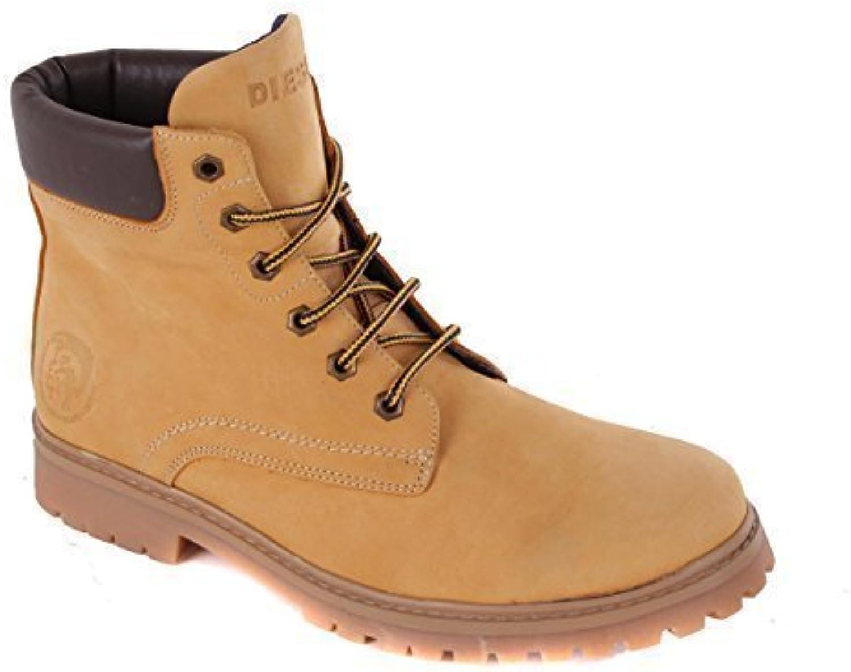 Diesel para hombre botas botas Camel talla 43# 69