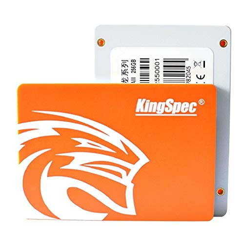 ELECTROPRIME 2.5inch SATA3.0 256GB SSD Solid State Drive Hard Disk for Laptop/Desktops