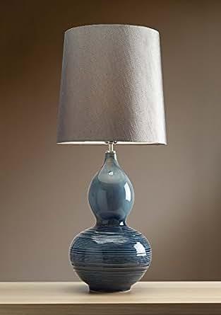 Lapis Gourd Table Lamp