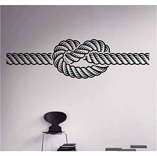 king Grundlegende Vinyl Wand Wandaufkleber Home Wand Kunst Dekoration Wand Idee Indoor Kinderzimmer Design 58X16Cm ()